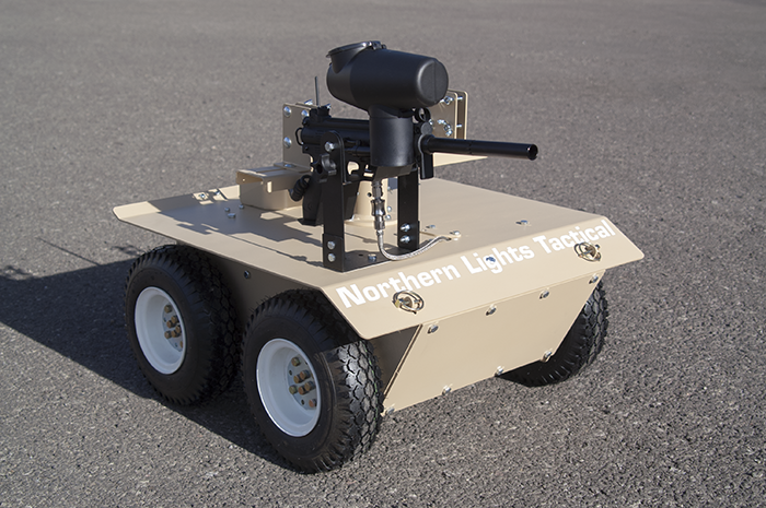 RPG-A5   Northern Lights Tactical   Robot Target SystemRpg Paintball Gun